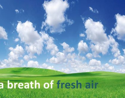 Breath Of Fresh Air - Part One