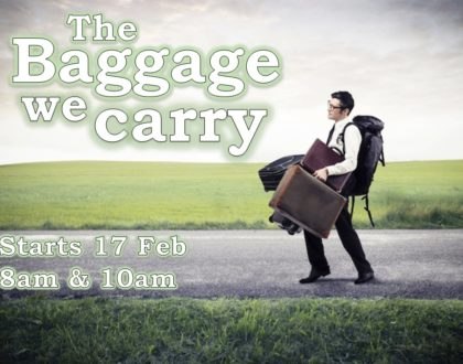 The Baggage We Carry