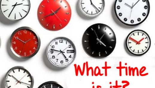 What is the time - Part 3