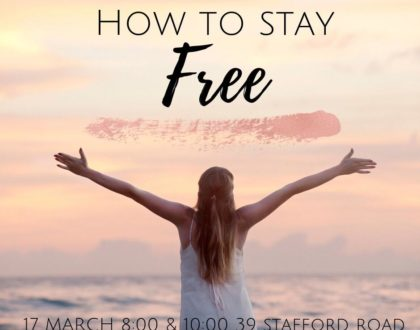 How To Stay Free
