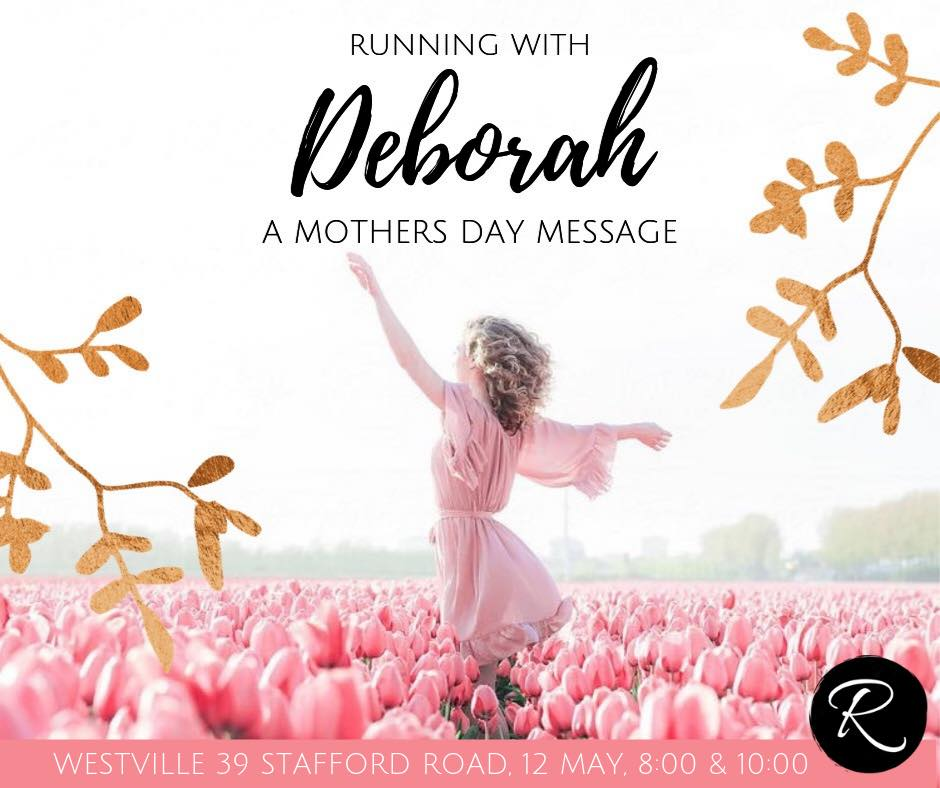 Running with Deborah
