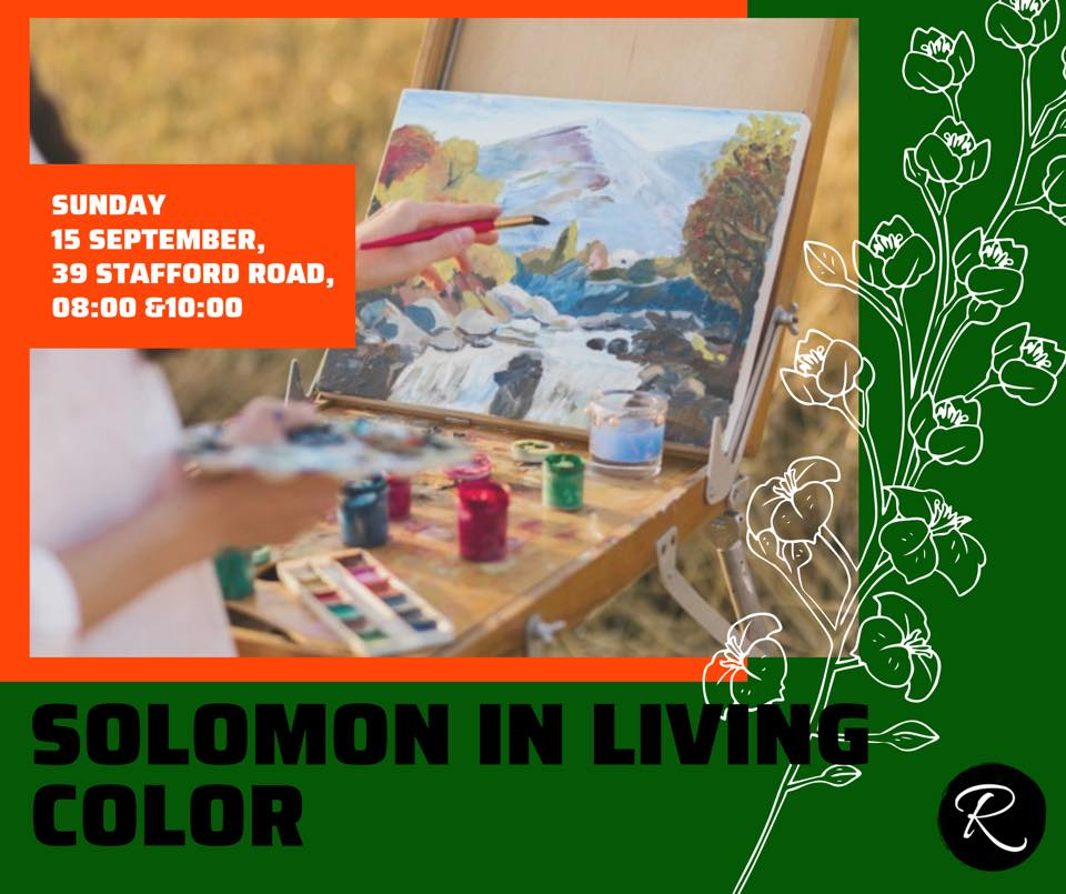 Solomon In Living Colour