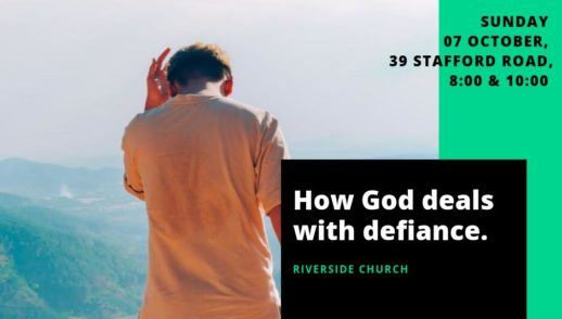 How God Deals With Defiance