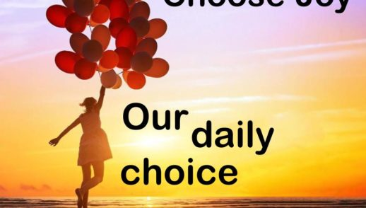 Choose Joy - Life Changing Choice