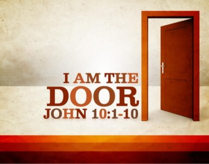 Metaphors of Christ: I am the Door